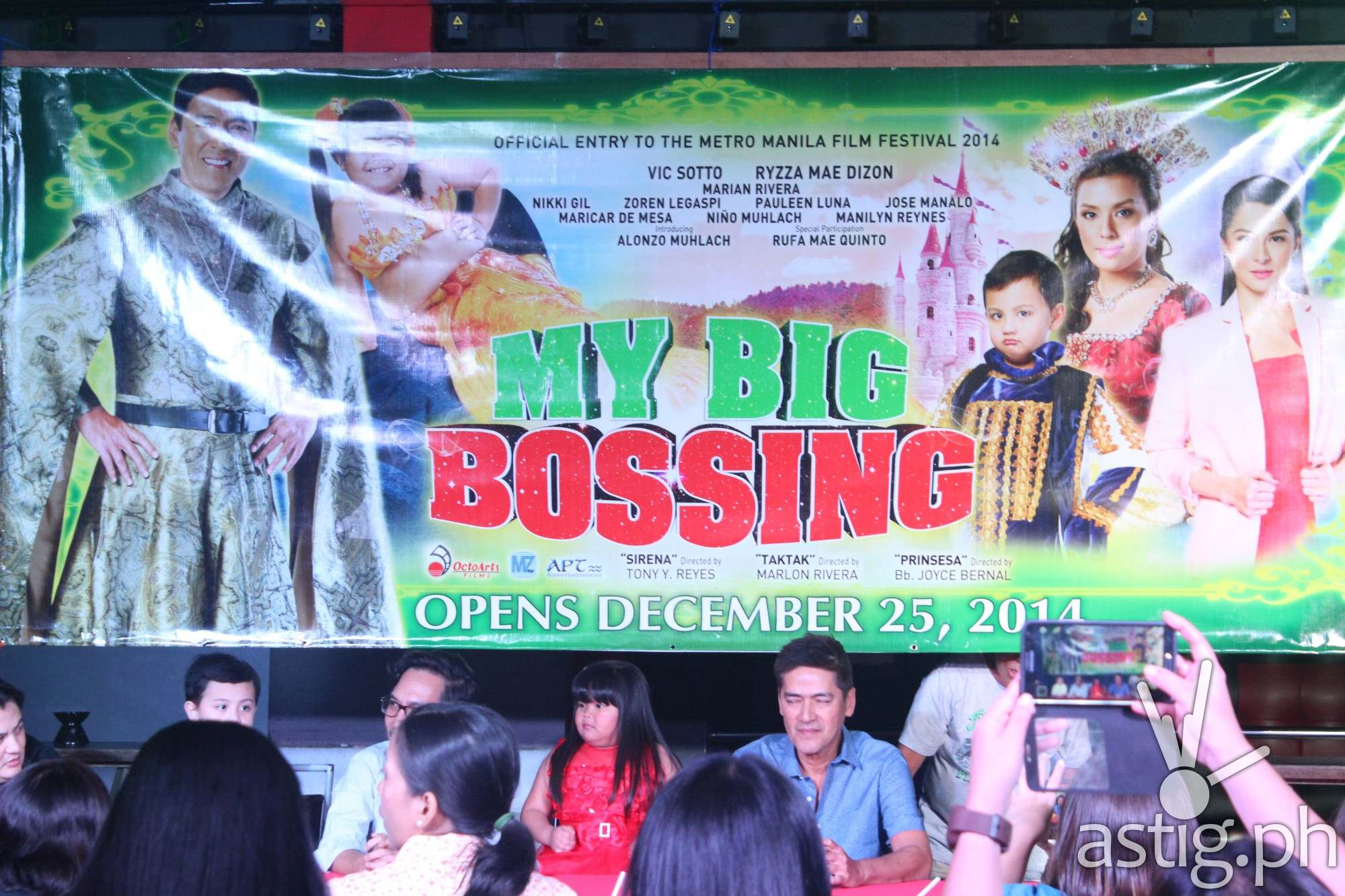 Vic Sotto's My Big Bossing Trilogy boasts highest budget