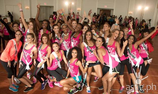 63rd Miss Universe Contestants