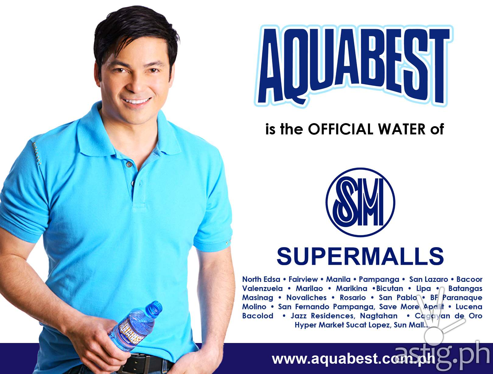 Aquabest SM Supermalls