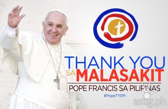 ABS-CBN's PopeTYSM campaign