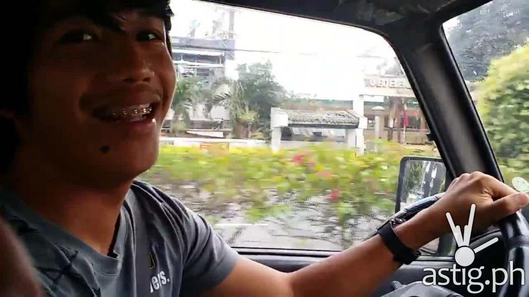 Beast Driving Mode is an example of a humor video gone wrong, showing the worst traits of Filipino drivers