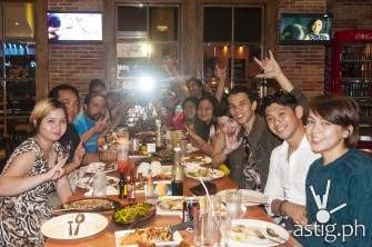 ASTIG.PH celebrates successful year at Gerry's Grill