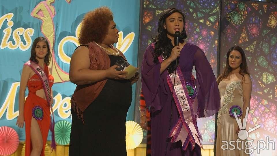 Edgar Allan Guzman stars as a gay caregiver in Maalaala Mo Kaya (MMK)
