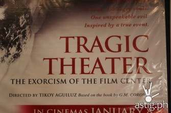 Tragic Theater is the first movie offering of Viva Films for 2015