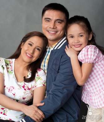 Jolina and Marvin's Flordeliza moves to a new time slot