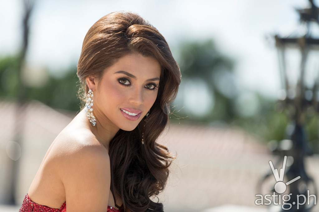 33 lovely photos of Miss Universe Philippines MJ Lastimosa ...