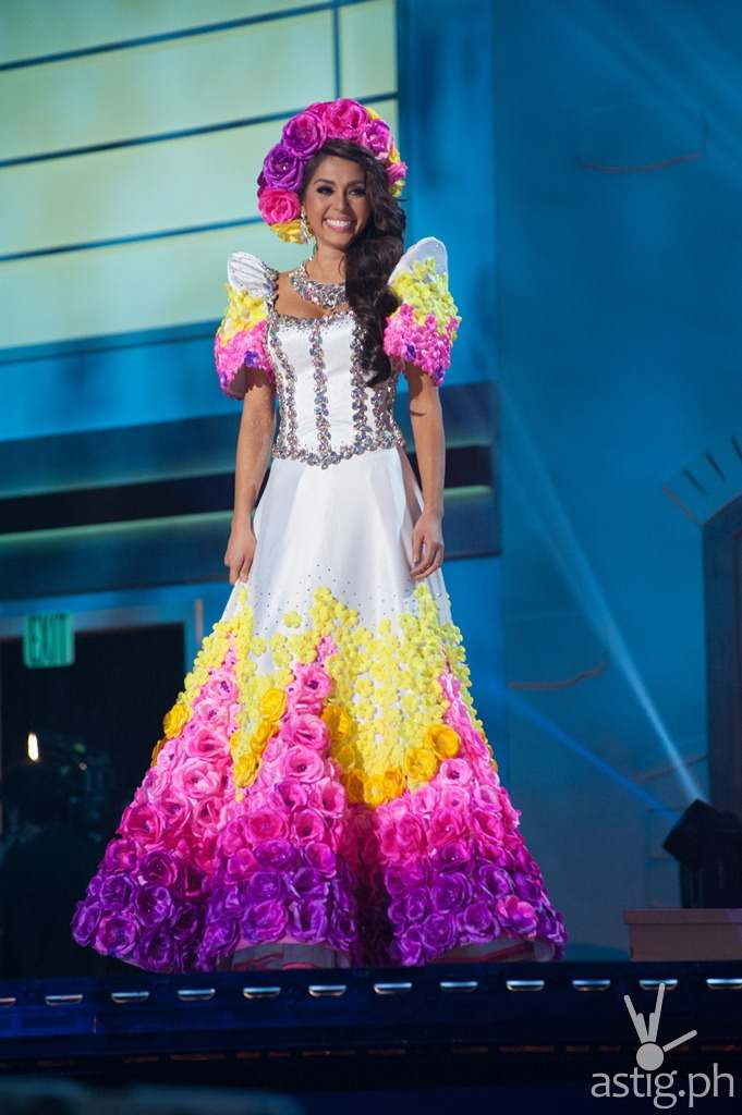 Mary Jean Lastimosa, Miss Philippines 2014, debuts her National Costume during the Miss Universe National Costume Show at the FIU Arena on Wednesday January 21st. The 63rd Annual MISS UNIVERSE® Pageant contestants are touring, filming, rehearsing and preparing to compete for the DIC Crown in Doral-Miami, Florida. Tune in to the NBC telecast at 8:00 PM ET on January 25, 2015 live from the FIU Arena to see who will be crowned the 63rd Miss Universe. HO/Miss Universe Organization L.P., LLLP