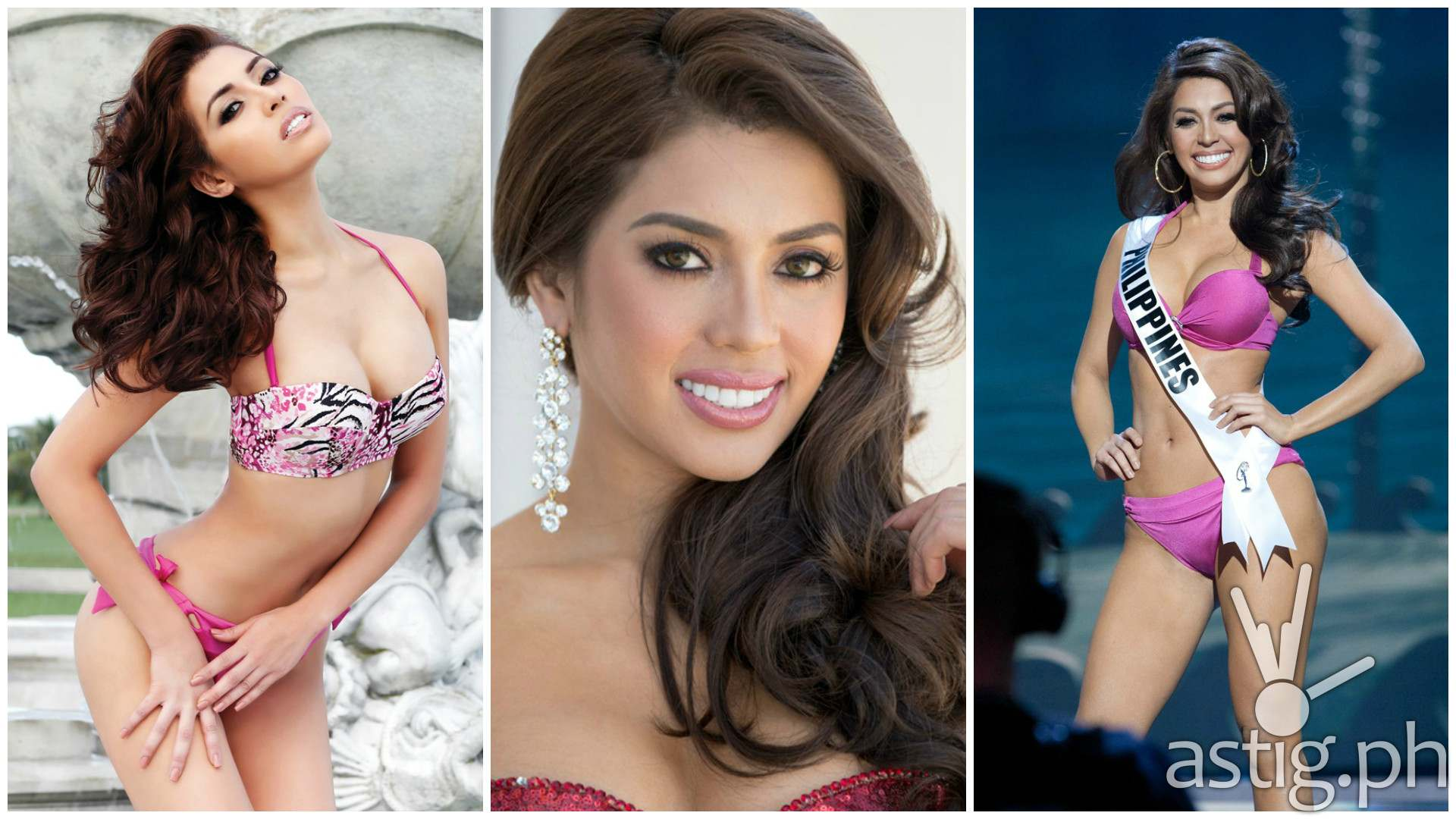 Miss Universe Philippines Mary Jean Lastimosa