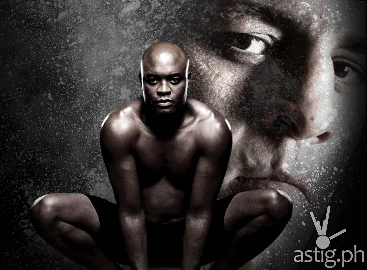 Anderson Silva vs Nick Diaz UFC 183