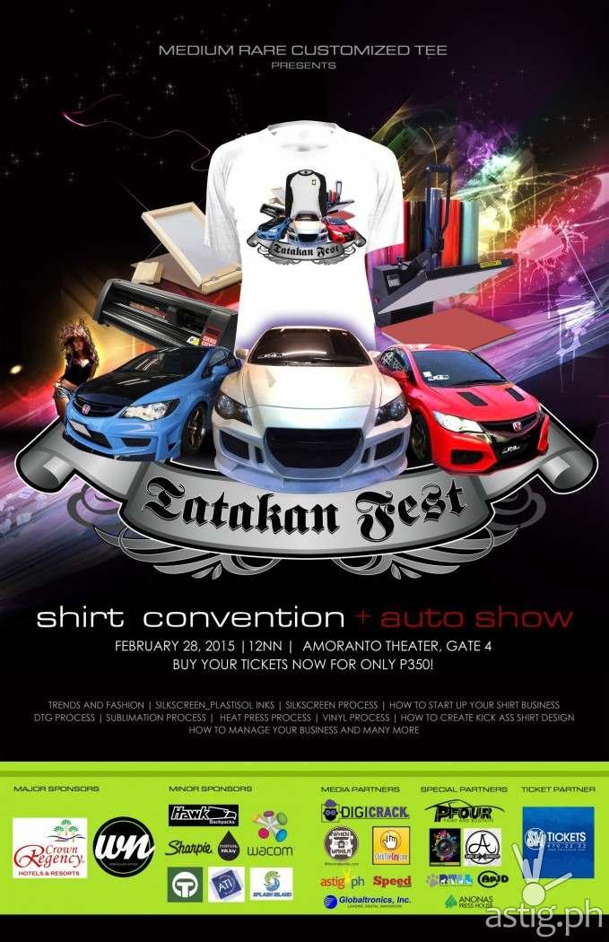 Tatakan Fest 2015 poster