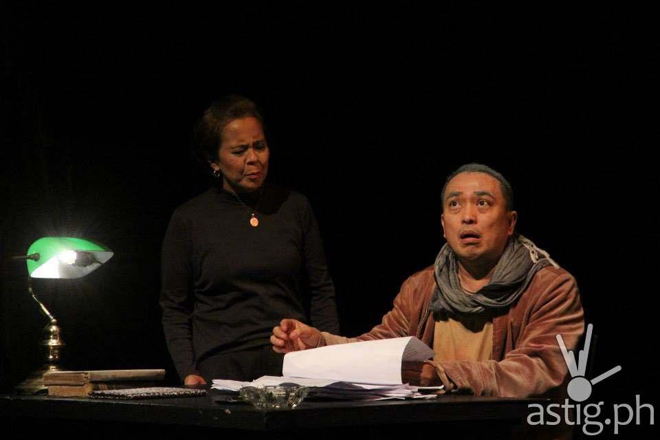 Bilanggo ng Pag Ibig by Dulaang UP, a theatrical adaptation based on the novel Un Captif Amoreux by Jean Genet (photo: Frances Makil Ignacio)