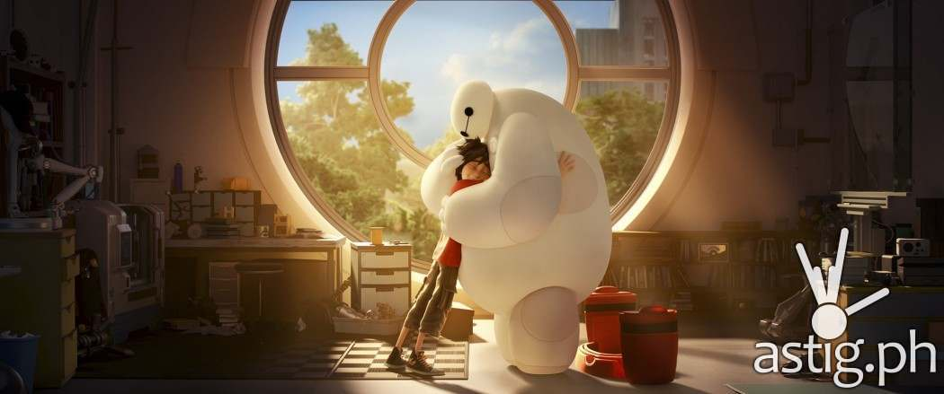 Big Hero 6 © 2015 Disney. All Rights Reserved