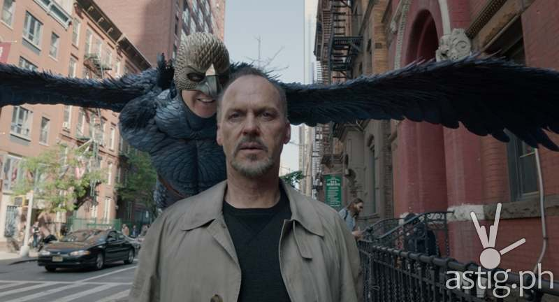 Birdman © Fox Searchlight Pictures.