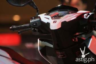 The new Honda Click 125i scooter is smart and fuel-efficient