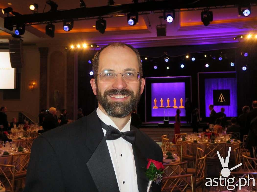 Scientific and Technical Achievement Award Winner -- Robert Bridson Autodesk Senior Principal Research Scientist