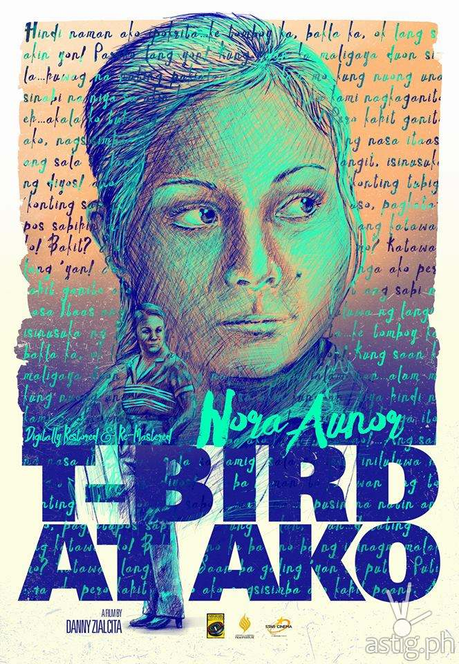 T-bird at Ako Poster