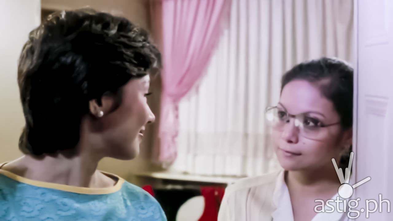 Nora Aunor and Vilma Santos - T-Bird At Ako screencap
