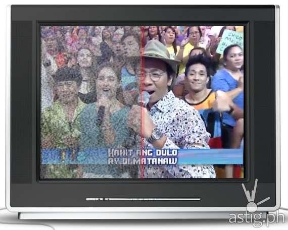 Analog vs digital TV - ABS-CBN TVplus