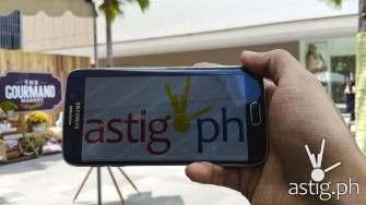 Samsung Galaxy S6 Edge demo units now in Manila