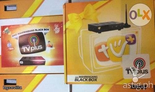 ABS-CBN TVplus mahiwagang black box (first generation)