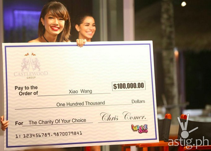 Xiao Wang is The Apartment: Celebrity Edition winner