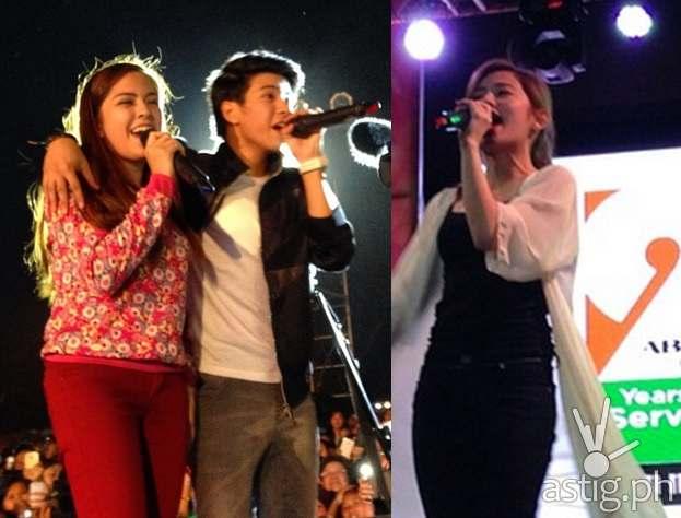 'Bagito' lead stars Nash Aguas, Alexa Ilacad and Ella Cruz