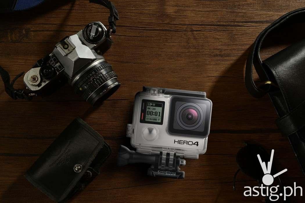 GoPro Hero 4  P22,100