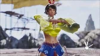 Josie Rizal of Tekken 7 is a hot kickboxer from the Philippines