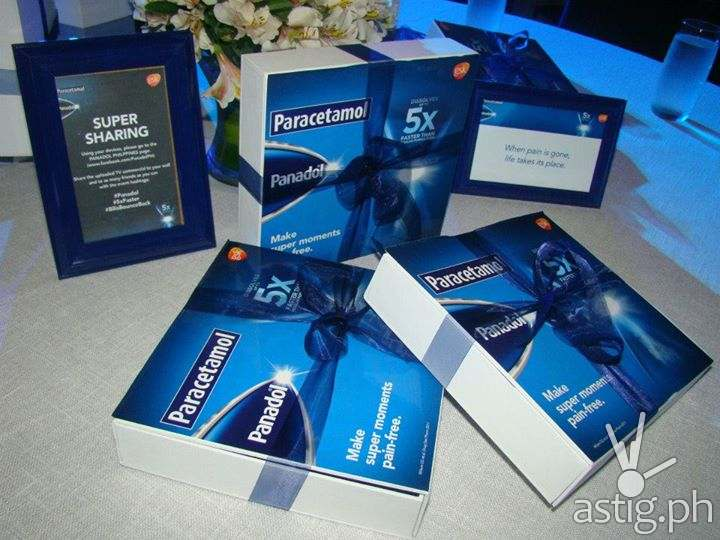 Paracetamol Panadol