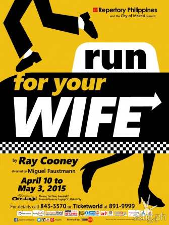 Run For Your Wife: Rep takes on infidelity