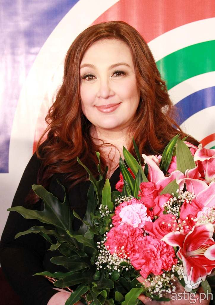 Sharon Cuneta comes home to ABS-CBN