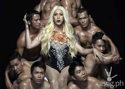 Vice, Gandang-Ganda Sa Sarili sa Araneta: Eh di Wow! concert