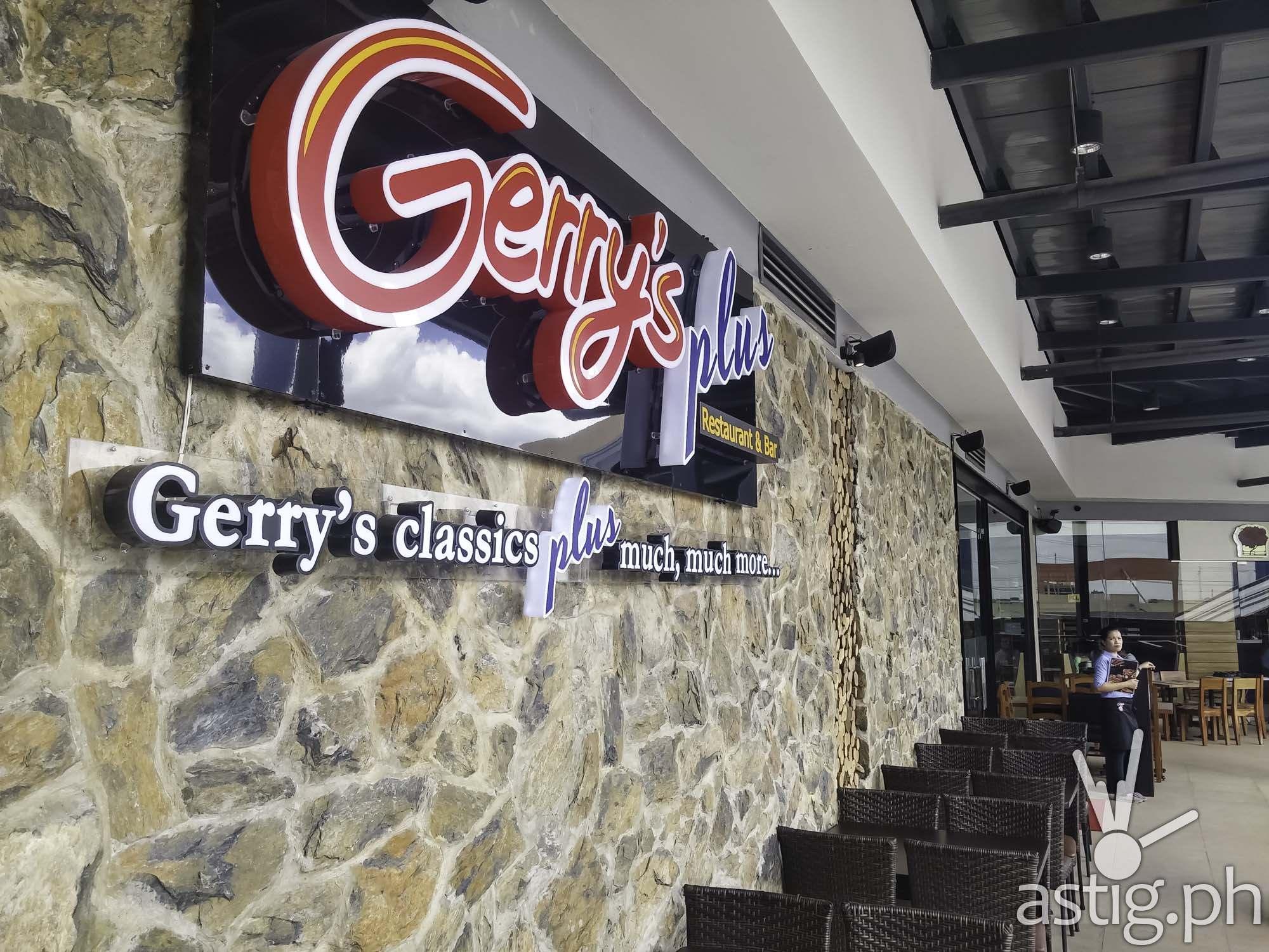 Gerry's Plus Ayala UP Town Center