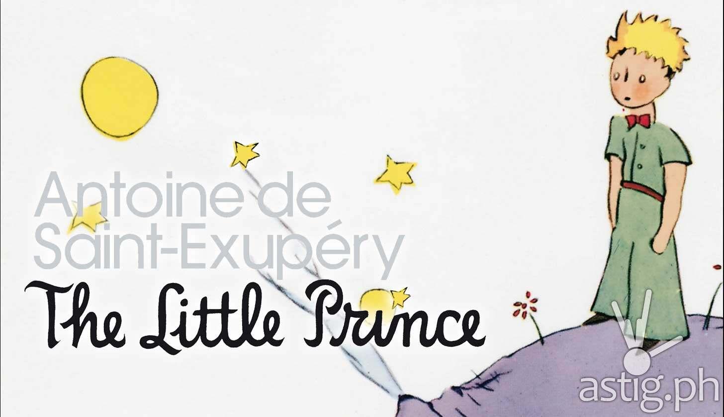 Antoine-de-Saint-Exupery's-Le-Petit-Prince