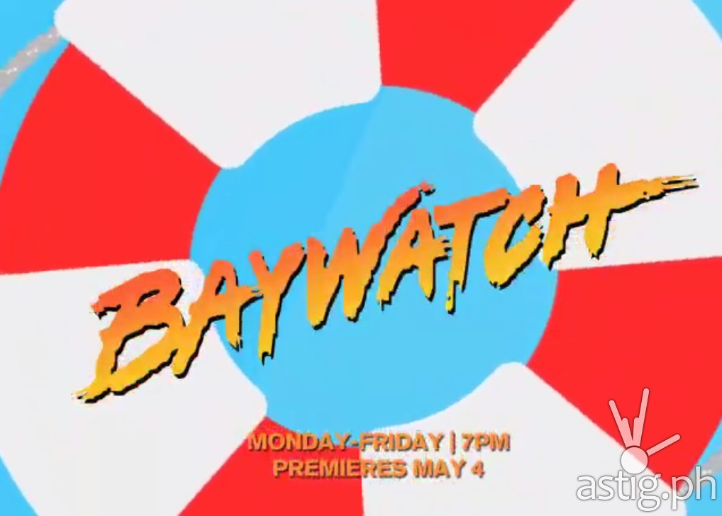 BAYWATCH JEEPNEY TV