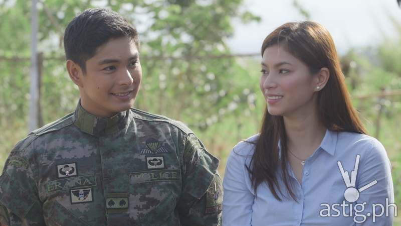 Coco Martin and Angel Locsin will team up for the first time in 'MMK'