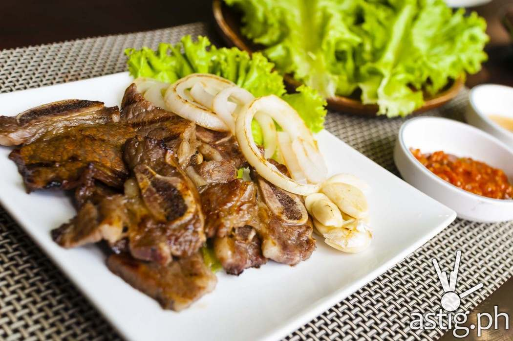 LA Galbi at Leann's Tea House (P490)