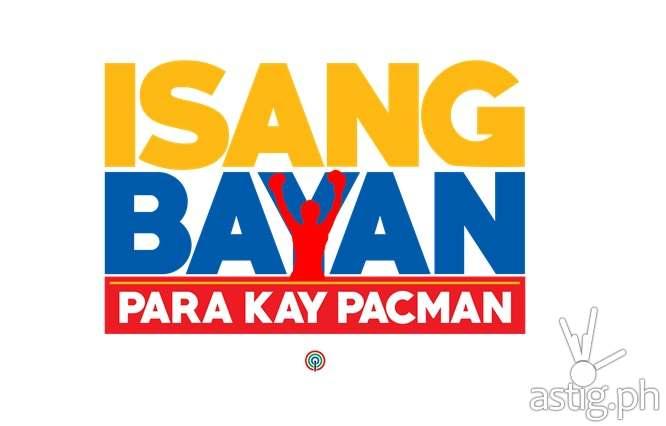 Isang Bayan Para Kay Pacman poster