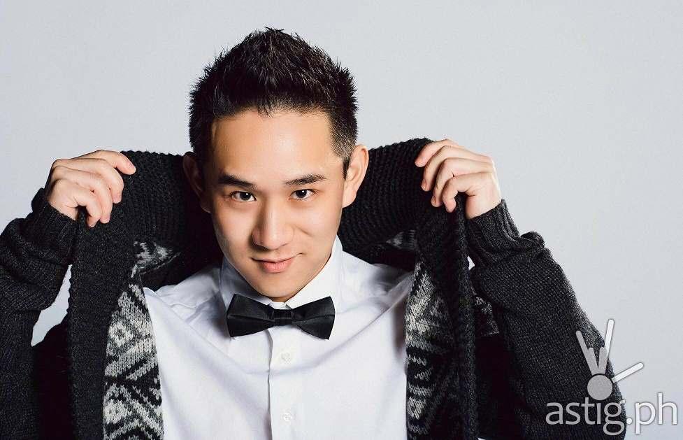 Jason Chen live in Manila
