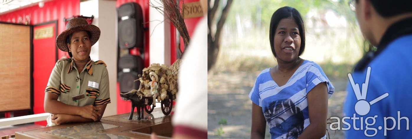 Jenery Victoria, the 'Anne Curtis' of the Aeta community in Tapatan ni Tunying