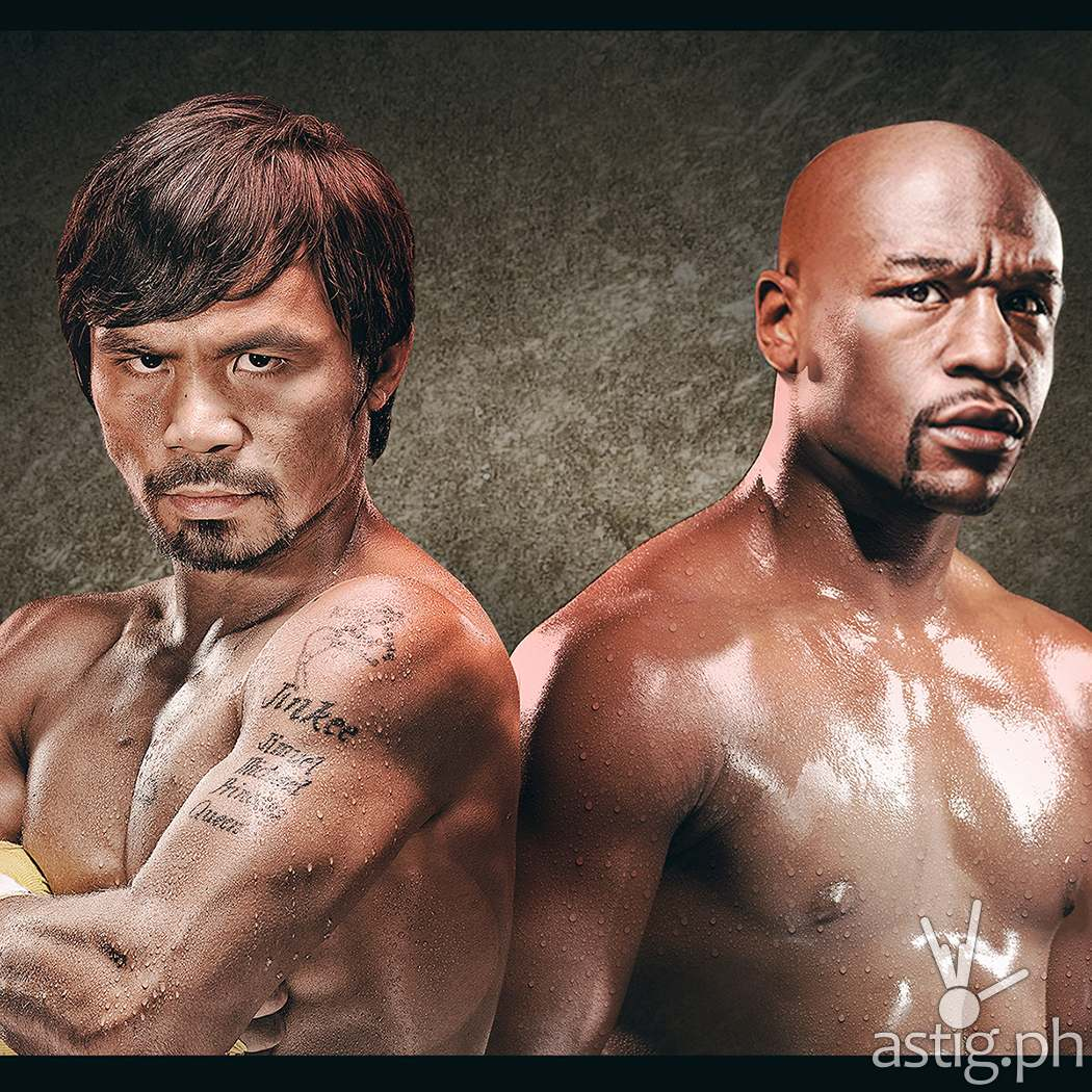 Watch Manny Pacquiao vs Floyd Mayweather Jr