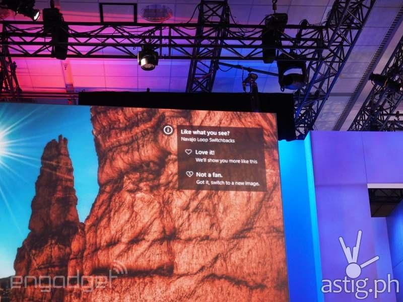 Windows 10 lock screen photo