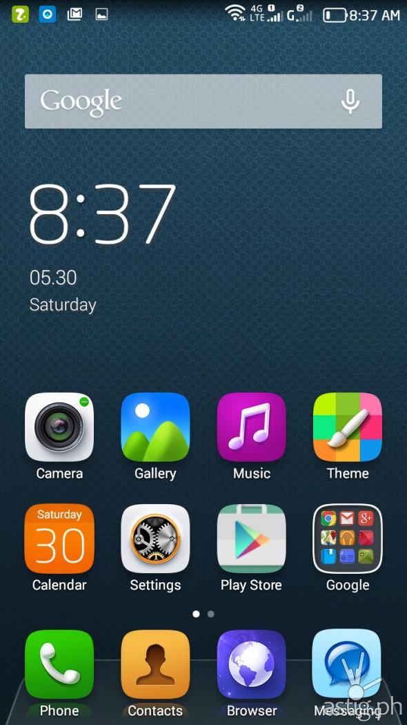 Alcatel OneTouch Flash Plus main