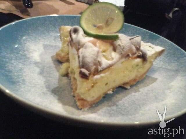Pie de Limon: Key Lime Pie - Don Andres Style
