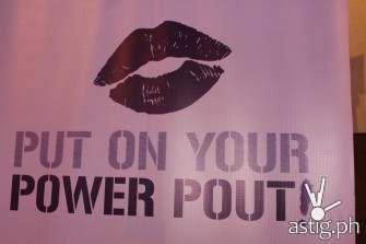 GSK and VMV cancer awareness campaign: Put on Your Power Pout