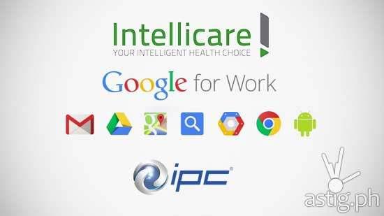 Intellicare Google Apps for Work IPC