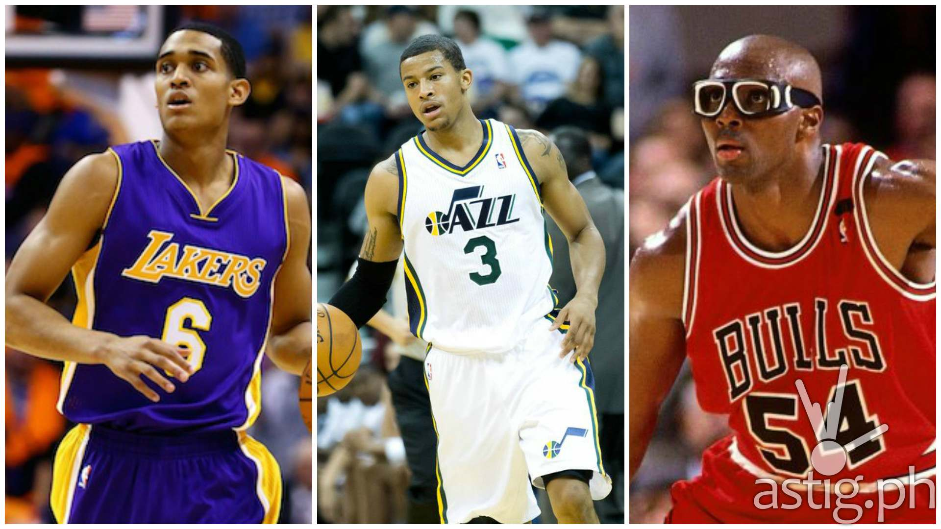 Jordan Clarkson, Trey Burke, Horace Grant (photo: Mark J. Rebilas USA TODAY Sports, Rusell Isabella USA TODAY Sports, thehoopdoctors.com)