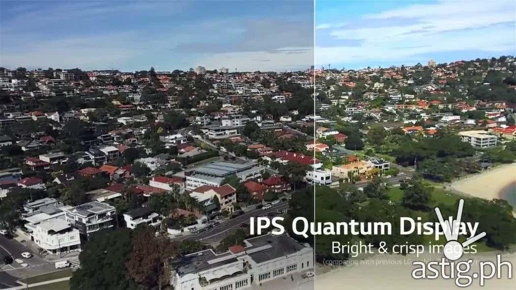 LG G4 IPS Quantum Display