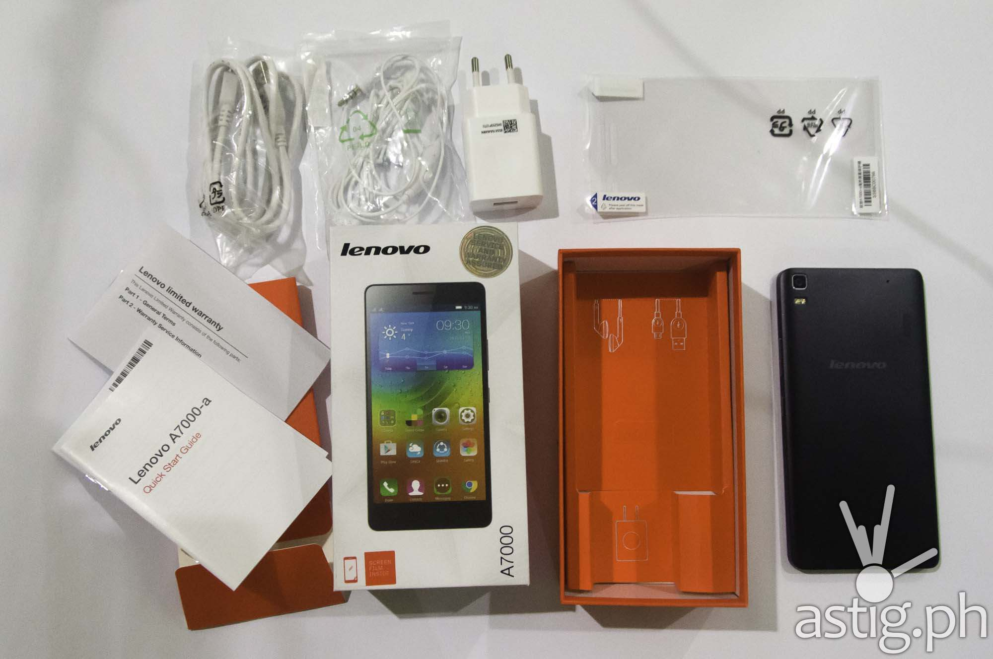 Lenovo A7000 unboxing first impressions review