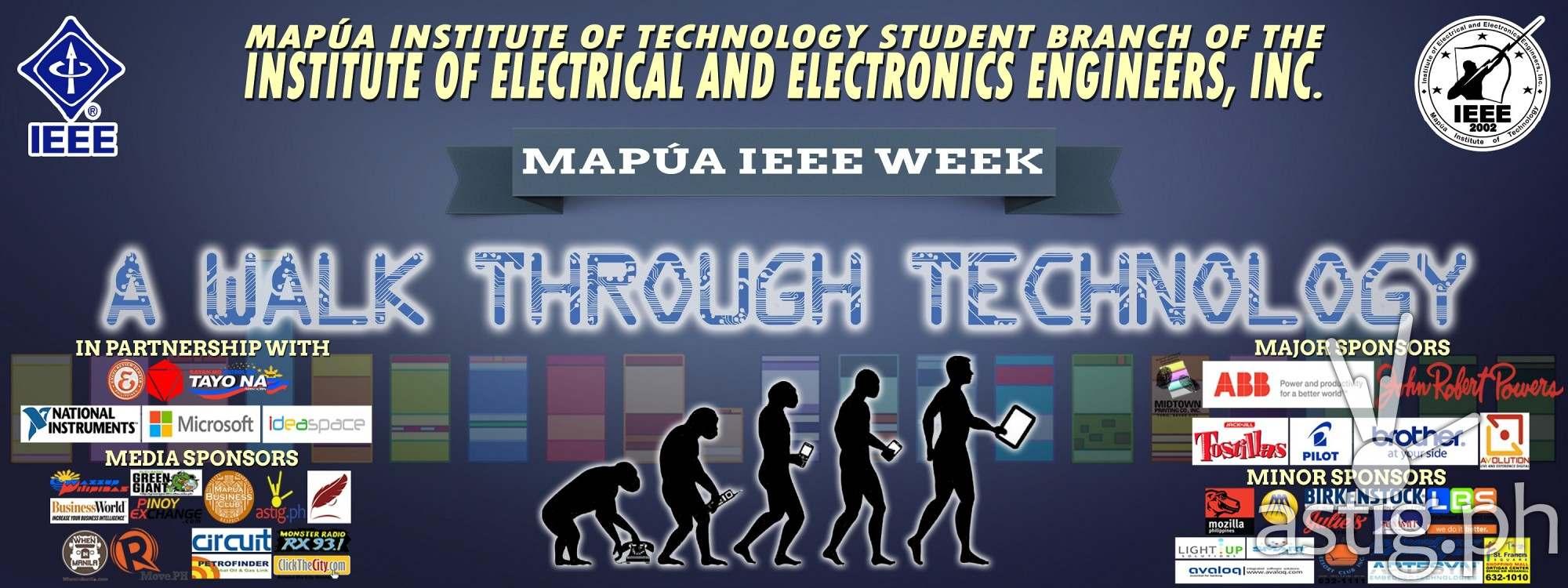 MAPUA-IEEE WEEK POSTER